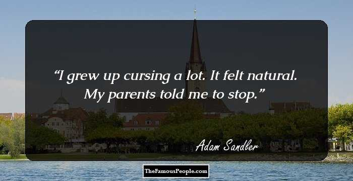 79 Adam Sandler Quotes That Will Make Your Day