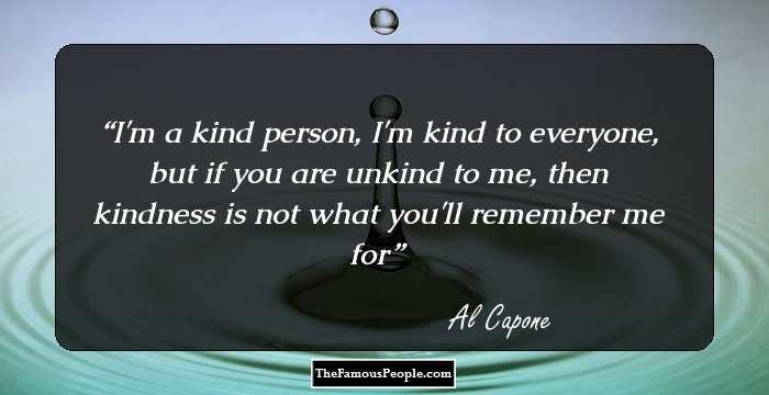 33 Top Al Capone Quotes You Are Not Aware Of