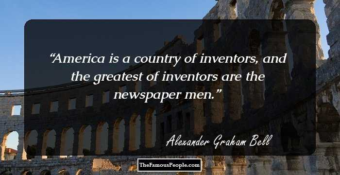 Alexander Graham Bell Quotes   68 Must Read Alexander Graham Bell Quotes That Will Inspire You To