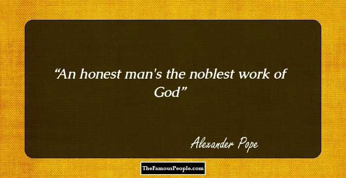 alexander pope an essay on man vice is a monster Epistle ii-of the nature and state of man with respect to himself, as an individual   alexander pope (1688–1744)  vice is a monster of so frightful mien,, 215.