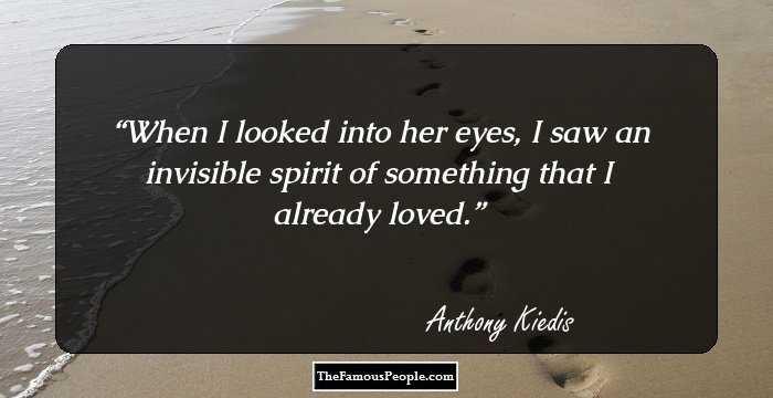 37 Best Anthony Kiedis Quotes Sayings
