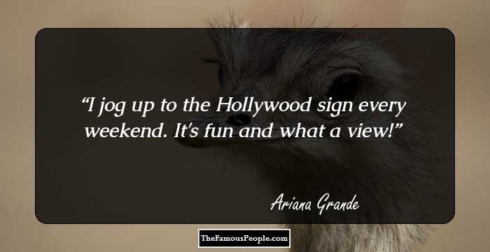 91 Inspirational Quotes By Ariana Grande