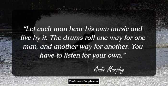 Audie Murphy Biography Childhood Life Achievements