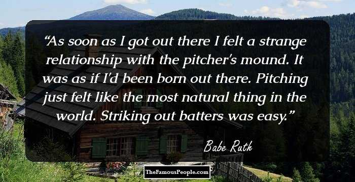 40 Top Babe Ruth Quotes That You Must Share