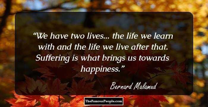 take pity by bernard malamud