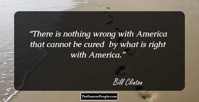 Citaten Over Stress : 32 famous bill clinton quotes to ponder over