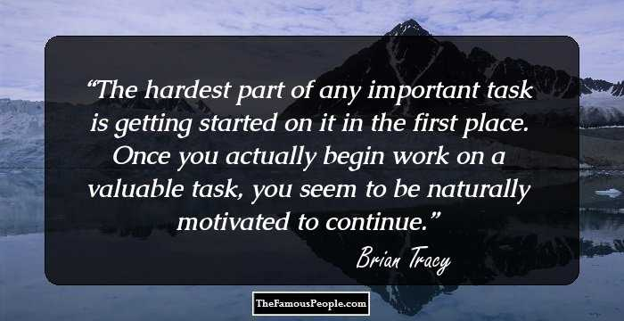100 Motivational Quotes By Brian Tracy For Everyone