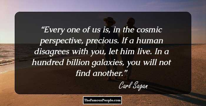 100 Enlightening Quotes By Carl Sagan The Author Of The