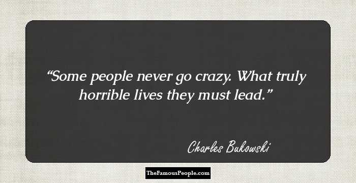 Charles Bukowski Biography Childhood Life Achievements Timeline