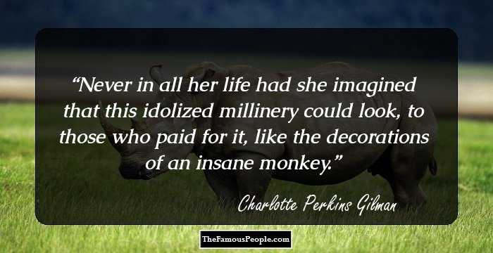 if i were a man charlotte perkins gilman What were the two resion why it difficult for  charlotte perkins gilman wrote many novels such as the yellow wall paper, the home and the man-made world that all.