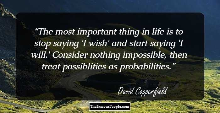 david copperfield biography childhood life achievements timeline career