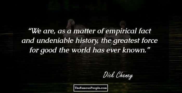 dick cheney  portfolio investment