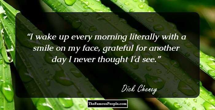 Iraq Dick quotes cheney