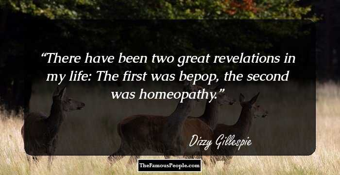 a biography of dizzy gellespie the best trumpeter An essay or paper on dizzy gillespie's biography a man with brown eyes, and black hair, weighing 162 pounds, at five feet nine inches tall, and winner for the best.