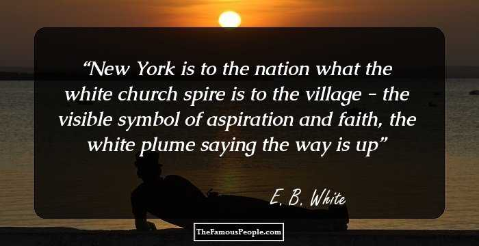 Here Is New York By E B White Essay  Starssummarycf Here Is New York By E B White Essay The Yellow Wallpaper Critical Essay also How To Write A Thesis For A Narrative Essay  Should The Government Provide Health Care Essay