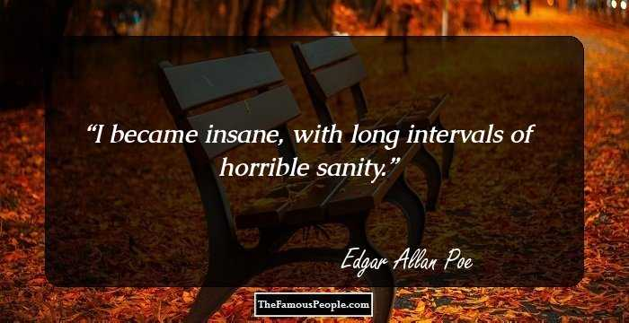 a biography of edgar allan poe an american short story writer Edgar allan poe (january 19, 1809 to october 7, 1849) was an american writer, poet, critic and editor best known for evocative short stories and poems that c.