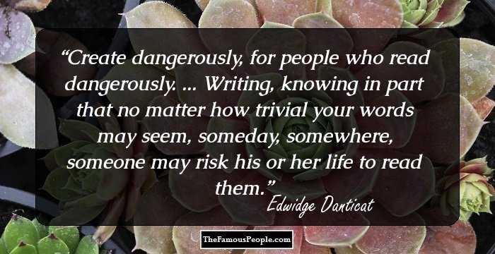 Edwidge Danticat Critical Essays