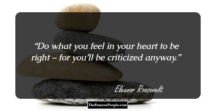100 Motivational Quotes By Eleanor Roosevelt The Woman Of Substance