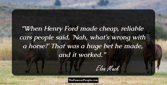 159 Inspiring Quotes By Elon Musk That Prove His Sagacity