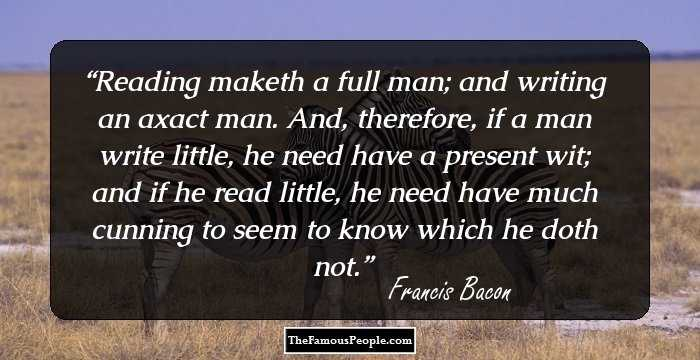 The Essays by Francis Bacon     Reviews  Discussion  Bookclubs  Lists