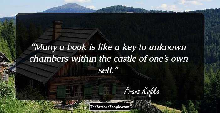 Image of: Tragic 100 Inspirational Quotes By Franz Kafka That Will Make You Smile Despite All The Hurdles Of Life Quotes Famous People 100 Inspirational Quotes By Franz Kafka That Will Make You Smile