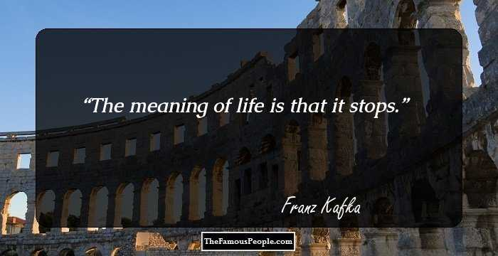 100 Inspirational Quotes By Franz Kafka That Will Make You