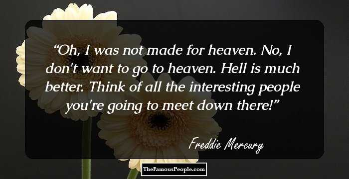Heaven to hell lyrics