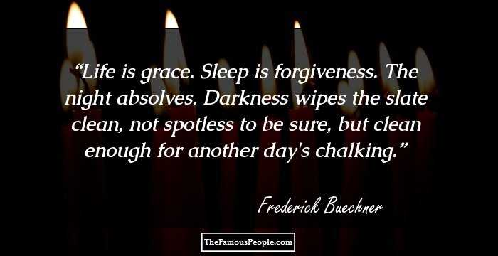 listening to your life buechner frederick