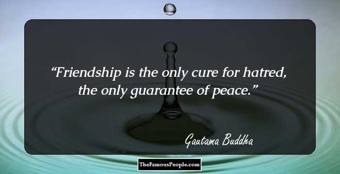 Image result for BUDDHIST QUOTES ON FRIENDSHIP