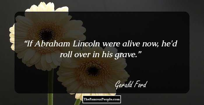Gerald Ford Quotes Prepossessing Gerald Ford Biography  Childhood Life Achievements & Timeline