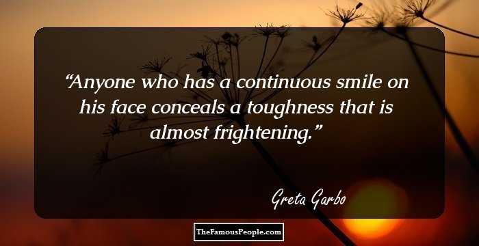 Greta Garbo Quotes | greta-in-flesh-and-the-devil-