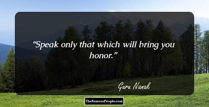 42 Motivational Quotes By Guru Nanak That Will Help You Take The
