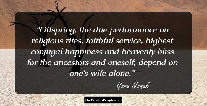 42 Motivational Quotes By Guru Nanak That Will Help You Take ...