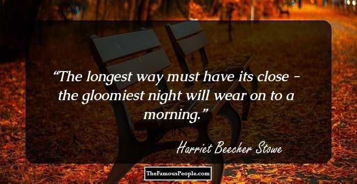 Harriet beecher stowe 1811 – 1896)