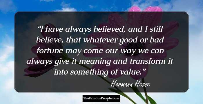 21 Inspiring Quotes By Hermann Hesse For Wordsmiths And Colorists