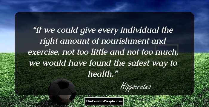a glimpse at the life works and beliefs of hippocrates Hippocrates lived a very long life and died at a ripe old age in the town of larissa in thessaly the hippocratic corpus is a collection of over 60 works.