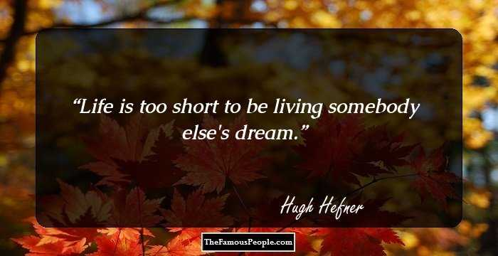 Hugh Hefner Biography Childhood Life Achievements Timeline