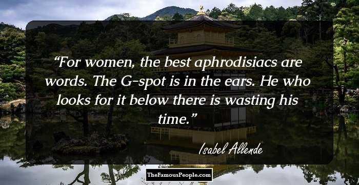 Isabel Allende El Cuaderno De Maya Quote T El