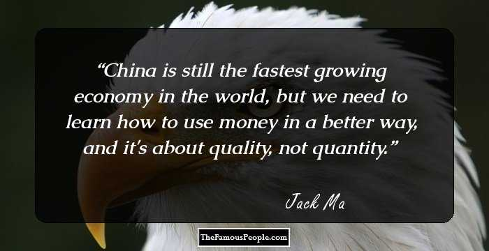 102 Jack Ma Quotes That Will Inspire You To Strive For Your Yearning