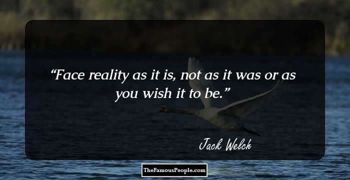 Jack Welch Quotes Amazing 109 Top Jack Welch Quotes On Winning And Leadership