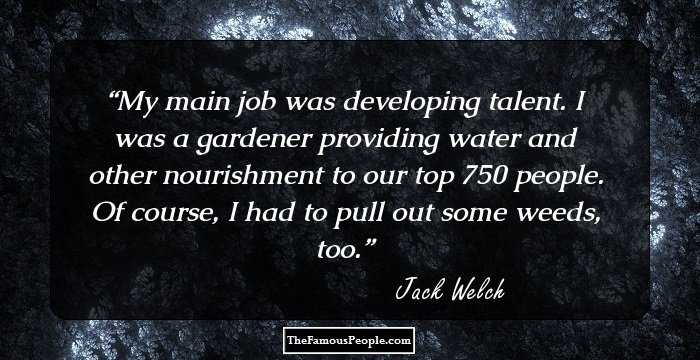 Jack Welch Quotes Interesting 109 Top Jack Welch Quotes On Winning And Leadership