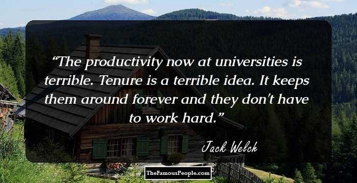 Jack Welch Quotes Awesome 109 Top Jack Welch Quotes On Winning And Leadership