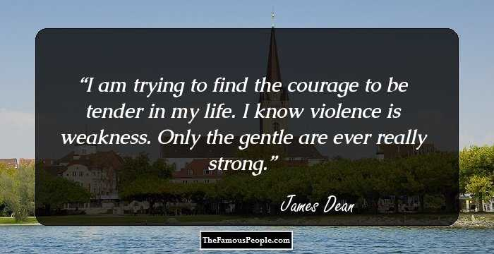35 Notable Quotes By James Dean That Will Inspire You To Be