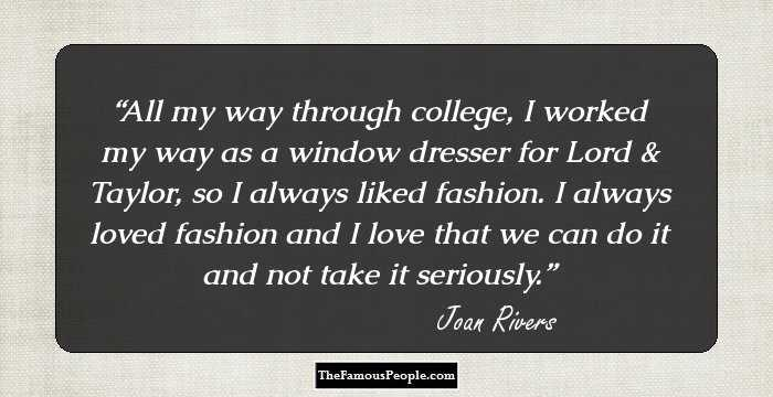 132 Insightful Quotes By Joan Rivers That Will Make You Call ...