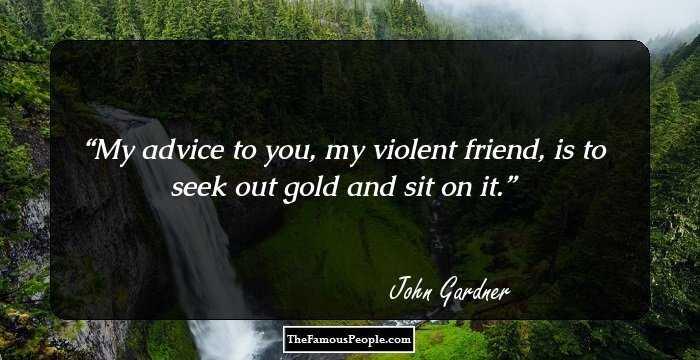 John Gardner (American writer)