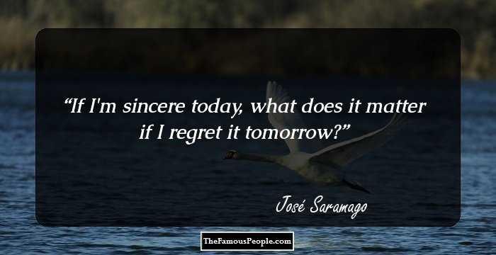 Jose saramago cain quotes