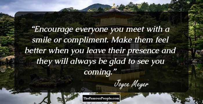 100 Inspiring Joyce Meyer Quotes To Lift Your Spirits
