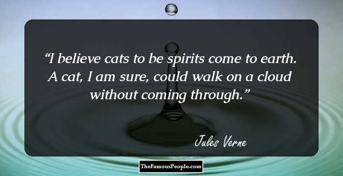98 Famous Quotes By Jules Verne The Author Of Around The World In