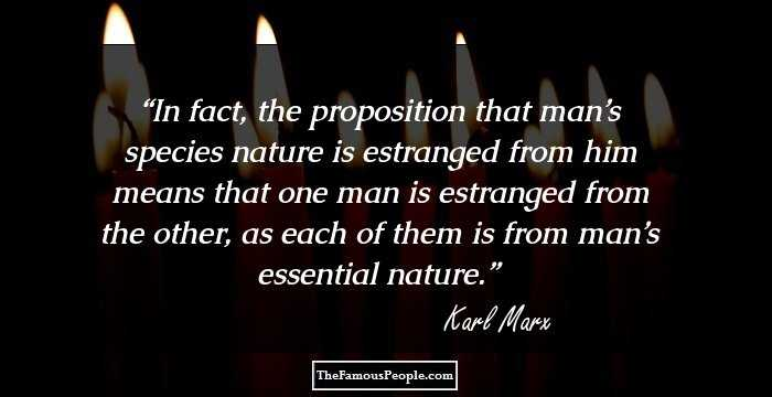 79 Famous Quotes By Karl Marx That Show What A Great Thinker ...