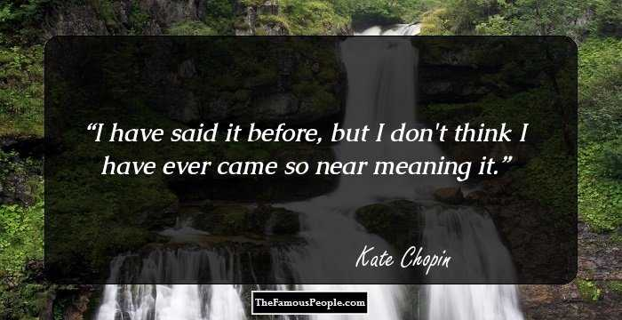 symbolism in the awakening by kate The awakening kate chopin buy share buy home literature notes the analysis already chopin establishes some key symbolism in the novel.